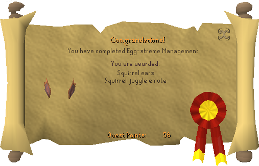2010 Easter event reward