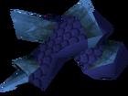 Blessed dragonhide vambraces (Saradomin) detail