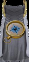 Capa do Aventureiro detalhe