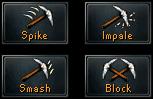 CombatStyles Pickaxes