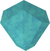 Crystal armour seed detail