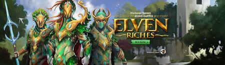 Elven Riches head banner