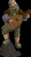 Fenkenstrain's castle musician
