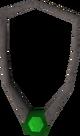 Glarial's amulet detail