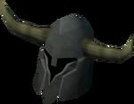 Guthan's helm detail