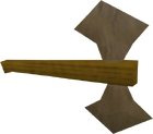 Magic axe old