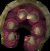Mask of Crimson detail