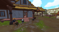 Player-owned farm