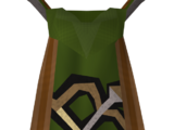 Ranged cape
