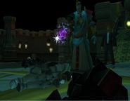 Saradomin revives Sir Owen