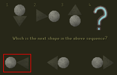 Barrows door puzzle 2
