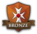 Bronze Premier Club badge