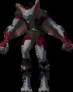 Feral vampyre (female)