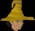 Hat (yellow) chathead