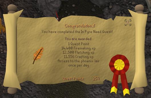 In pyre lair beloning