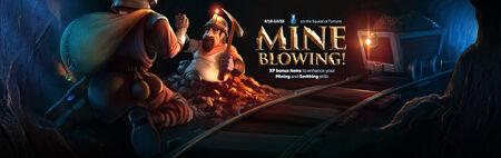 Mine Blowing banner