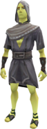 Rogue Outfit equipped (male)
