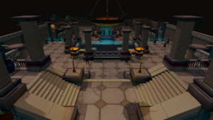 Temple of Aminishi (Elite Dungeon)