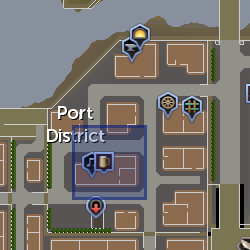 Almirante Wadud mapa