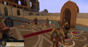 Bandos at the citadel
