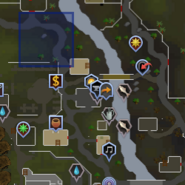 Circus (Lumbridge) location