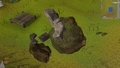 Earthquake rocks castlewars.png