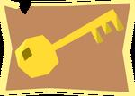 Key token detail