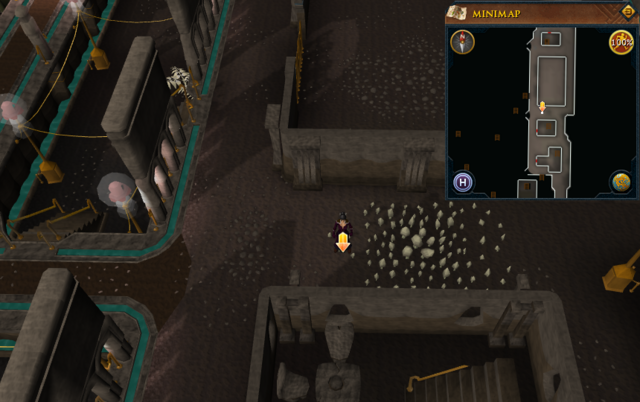 File:Scan clue Dorgesh-Kaan upper level east, outside large rectangular empty building.png