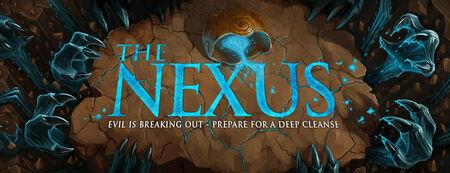 The Nexus banner