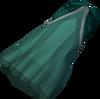 Theatrical skirt (green) detail