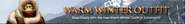 Warm Winter Outfit lobby banner