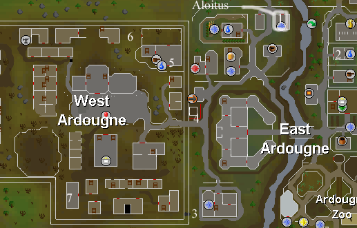 Biohazard Ard Kartta