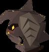 Blazehound adult detail