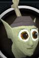 Cave goblin guard chathead