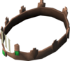 Crown of Loyalty (3 year) detail