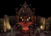 Delrith altar