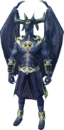 Duskwing outfit equipped (male)