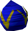 Easter egg (2006 Easter event, blue and yellow) detail