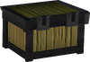 Golden tools (Encampment) detail