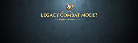 Legacy Combat banner