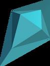 Starborn diamond detail