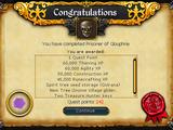 The Prisoner of Glouphrie/Quick guide