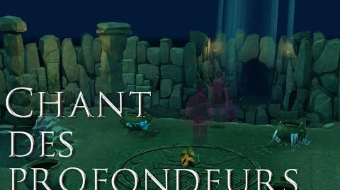 Chant des profondeurs (Quête) - RuneScape 3