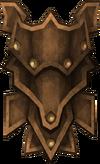 Corrupt dragon sq shield detail