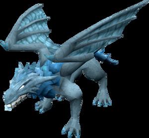 Dragão gelado