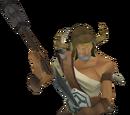 Dragon-hunter warrior