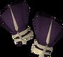 Dragonbone mage gloves detail