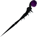 Noxious staff (shadow) detail