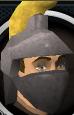 Sir Kay cabeça