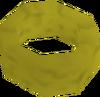 Ancient elven wedding ring detail